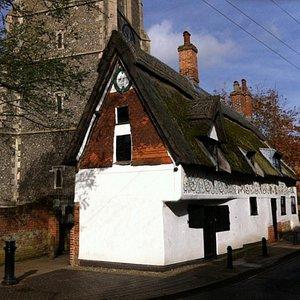 Bishop Bonner's Cottage Museum, Dereham, Norfolk