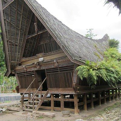 The Simanindo museum