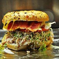 Ridgeline Sandwich