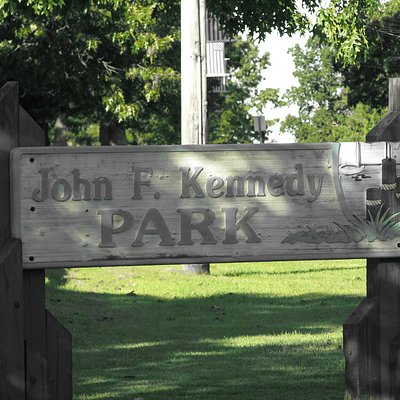 A great little Quiet Park! Godspeed to Mr. Kennedy!