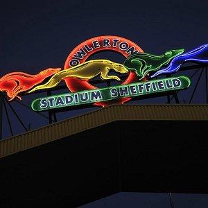 Owlerton Greyhound Stadium, Sheffield