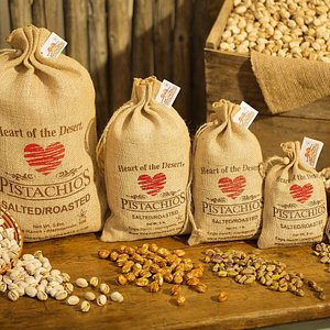 Delicious nuts