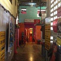 prachtige tentoonstelling Ster in de Stad, alsof je in Bombay bent!!