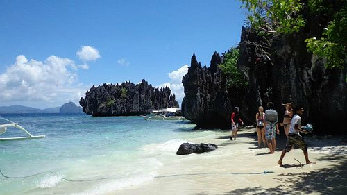 Payong-Payong Beach