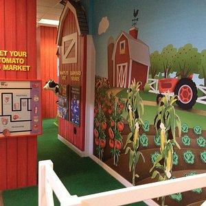 New Farm Exhibit
