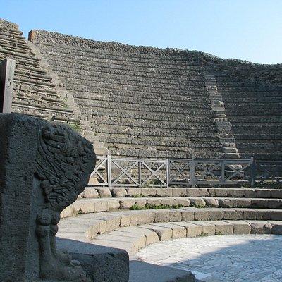 Teatro Piccolo (Odeion) of Pompeii