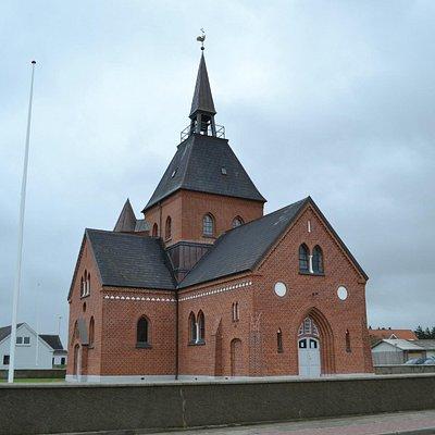 Nr. Vorupør kirke
