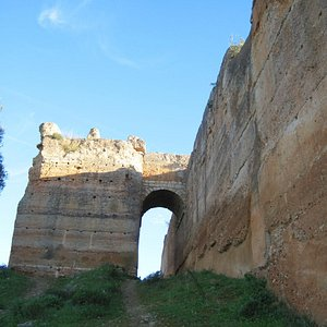 Entrance Archway