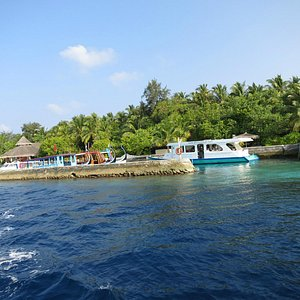 Diving centre Dive&Saile Ellaidhoo