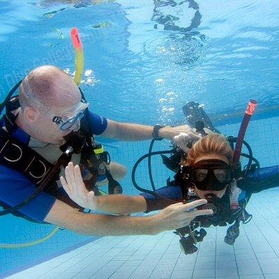 PADI learn to Dive on Phuket