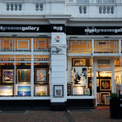 The Gallery in Eastbourne