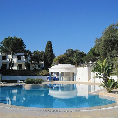 One of the pools at Balaia Golf Village