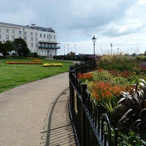 Albion Place Gardens, Ramsgate