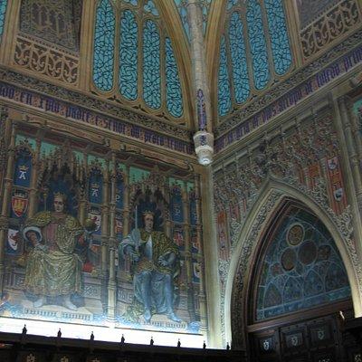 Salón de Reyes