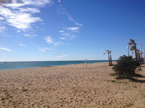 Playa de calella