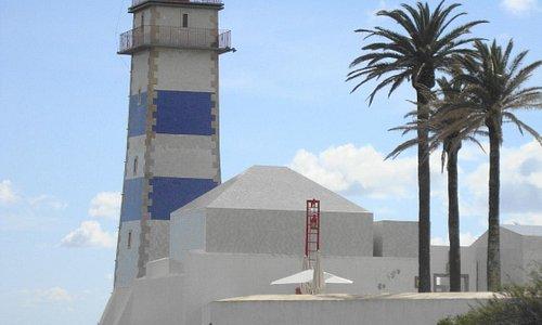 Santa Marta Lighthouse, Cascais