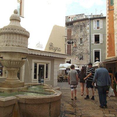 Peyra Fountain Vence