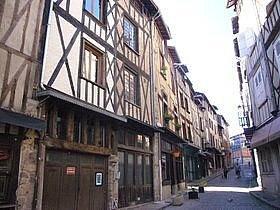 Rue de la boucherie, Limoges