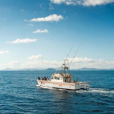 The boat / Nuestro barco, el Katfish