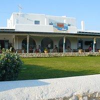 Το ΔΙΧΤΥ - To Dixty - Santa Maria Beach
