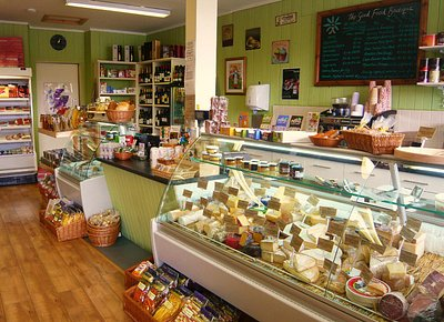 The Good Food Boutique