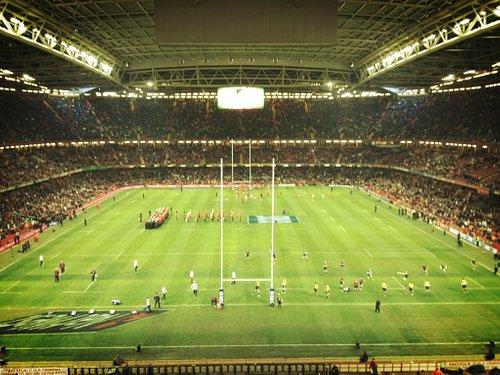 Wales v England 2013