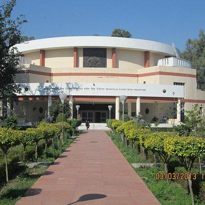 Maharajah Ranjit.Singh Museum.