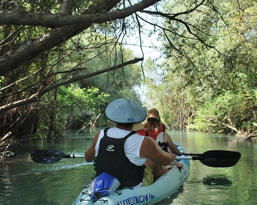 eco toyr kayaking