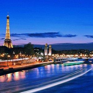 Hush-hush Paris