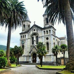 Iglesia El Pito Cudillero