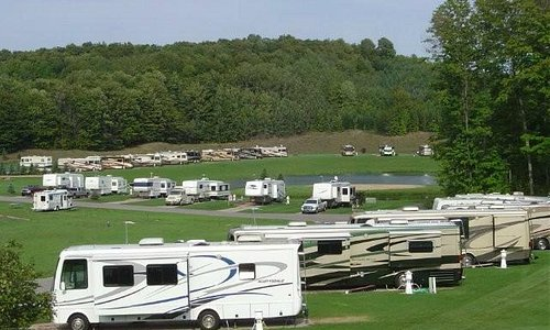 Wild Cherry Resort The best real rving and camping location first class