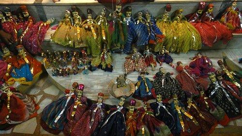 Puppets in Desert Culture Centre & Museum, Jaisalmer