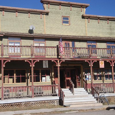 Old Ridgway CO
