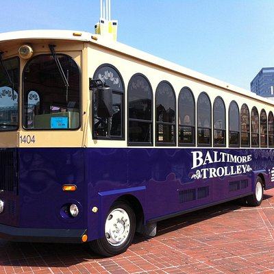 Baltimore Trolley Sightseeing Tours