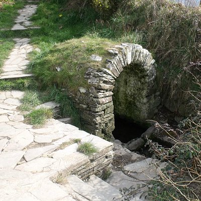 The Holy Well of St Non