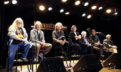 """Cover Story"" panel group included musicians and photographers from the film"