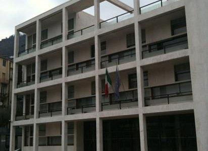 Terragni-Casa del Fascio,Como
