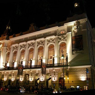 Theater des Westens Night