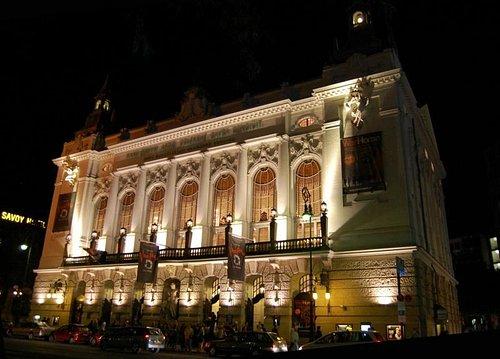 Theater des Westens Night