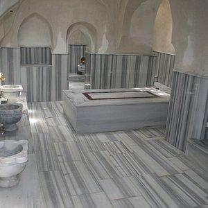 HİSTORİCAL VEZNECİLER TURKISH BATH 1481