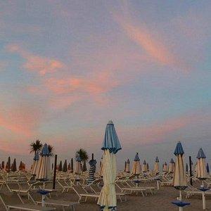 Bagno Corallo Beach 279 Milano Marittima