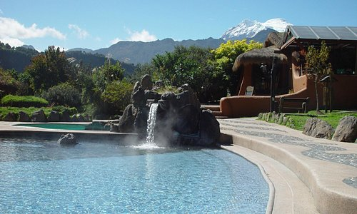 Balneario pools