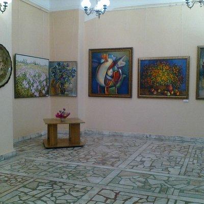 """выставка """"Весна.Вальс цветов""""_2"""