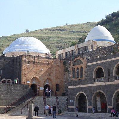Tomb of Rabbi meir Baal Haness