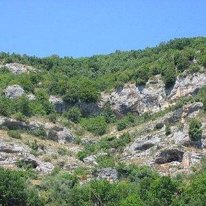 il vecchio paese di Grotti