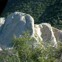 Mormon Rocks, near Phelan