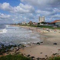 Praia de Tabuleiro -  Barra Velha SC