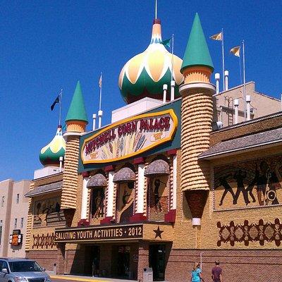 Corn Palace exterior