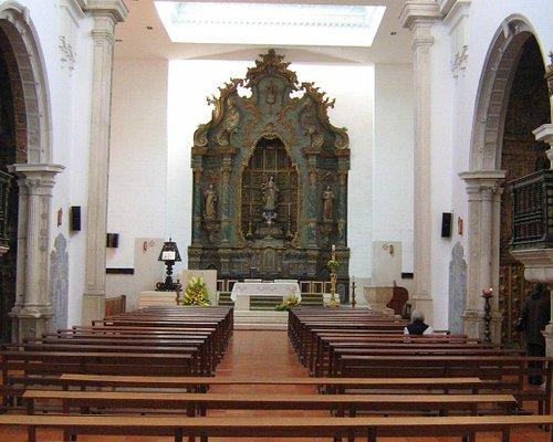 Aveiro Cathedral  |  Rua Batalhão Caçadores 10 , Aveiro, Portugal