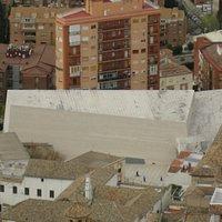 Teatro Infanta Leonor (vista desde el castillo).